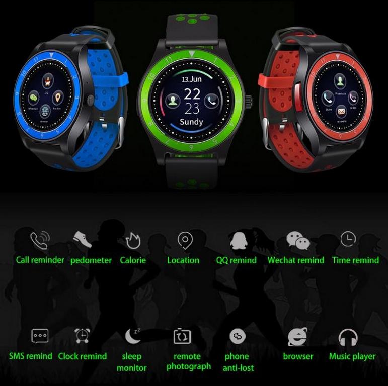 6c9d343bc Smartwatch- chytré hodinky R10 SMW40 - Ziskoun.cz